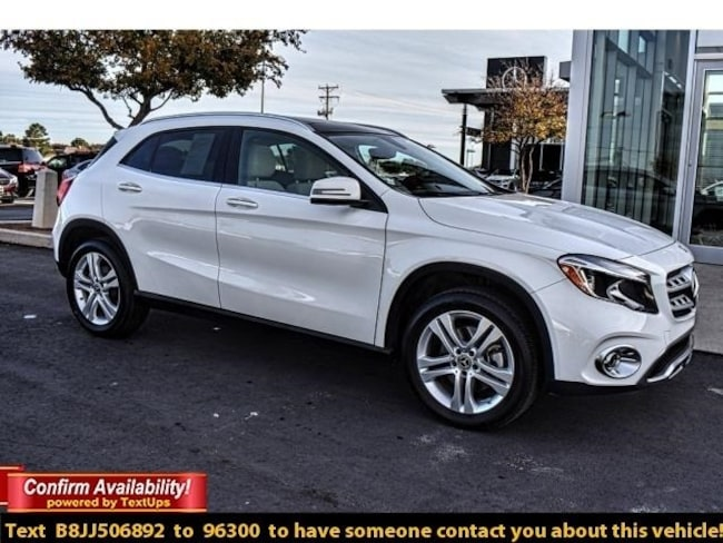 Used 2018 Mercedes-Benz GLA 250 SUV For Sale Midland, TX