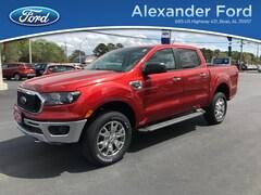 2019 Ford Ranger Supercrew 4WD XLT Truck