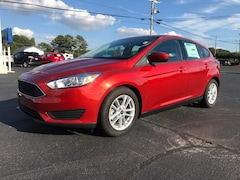 2018 Ford Focus SE Hatchback Car