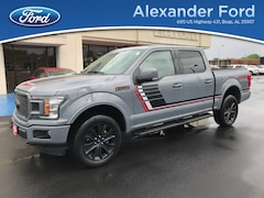 2019 Ford F-150 Supercrew 4WD Lariat Special Edition Truck