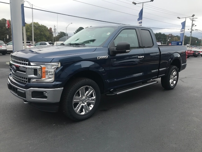 2018 Ford F-150 Supercab 4WD XLT Truck