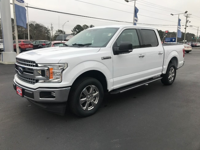 2019 Ford F-150 Supercrew 2WD XLT Truck