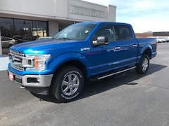 2019 Ford F-150 Supercrew 4WD XLT Truck