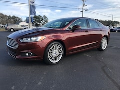 2016 Ford Fusion SE Sedan FWD Car
