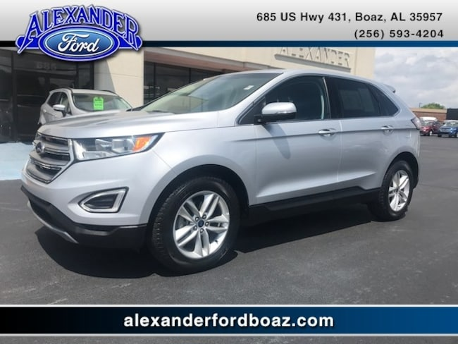 2016 Ford Edge SEL FWD SUV