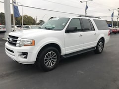 2017 Ford Expedition EL XLT 4WD SUV