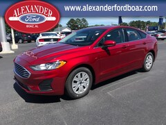 2019 Ford Fusion S FWD Car
