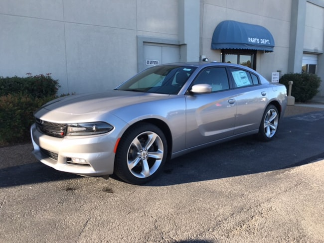 New 2018 Dodge Charger SXT PLUS RWD - LEATHER Sedan for sale in Albertville, AL