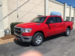 New 2019 Ram 1500 BIG HORN / LONE STAR CREW CAB 4X2 5'7 BOX Crew Cab for sale in Albertville, AL