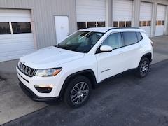 New 2018 Jeep Compass LATITUDE FWD Sport Utility for sale in Albertville, AL