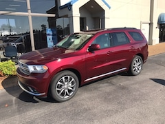 New 2018 Dodge Durango SXT PLUS RWD Sport Utility for sale in Albertville, AL