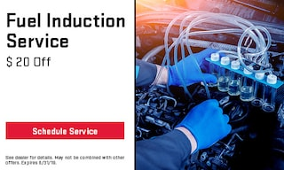 Fuel Induction Service 7/31/2019