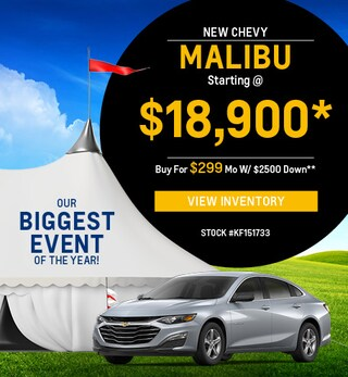 New 2019 Chevrolet Malibu 8/5/2019