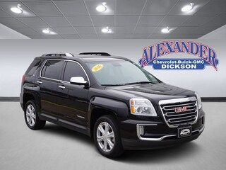 Certified Pre-Owned 2016 GMC Terrain SLT SUV for sale in Dickson, TN