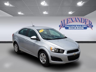 Used 2015 Chevrolet Sonic LS Auto Sedan for sale in Dickson, TN