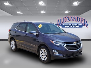 Certified Pre-Owned 2019 Chevrolet Equinox LT w/1LT SUV for sale in Dickson, TN