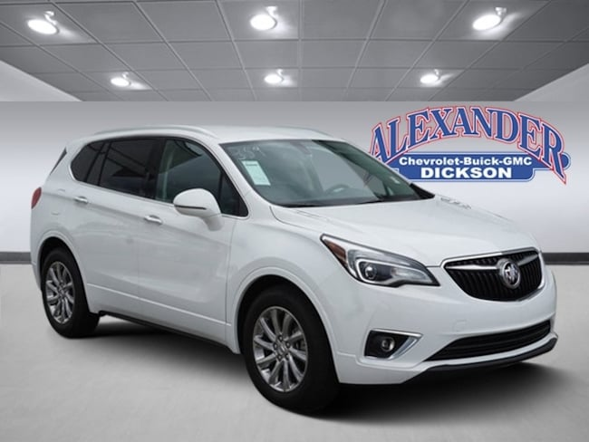 New 2019 Buick Envision For Sale Dickson Tn Vin Lrbfxcsa2kd005854