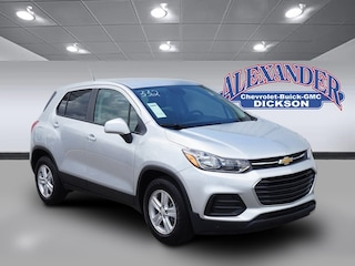 New 2019 Chevrolet Trax LS SUV for sale in Dickson, TN