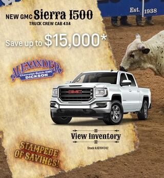 New GMC Sierra 1500 7/9/2019