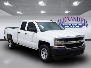 New 2019 Chevrolet Silverado 1500 LD WT Truck Double Cab for sale in Dickson, TN