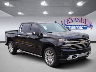 New 2019 Chevrolet Silverado 1500 High Country Truck Crew Cab for sale in Dickson, TN