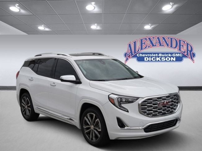 New 2019 GMC Terrain Denali SUV for sale in Dickson, TN
