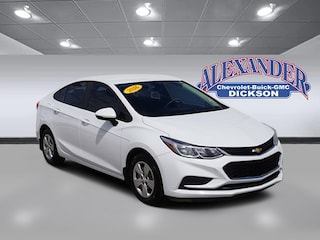 Certified Pre-Owned 2016 Chevrolet Cruze LS Auto Sedan for sale in Dickson, TN