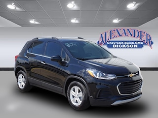 New 2019 Chevrolet Trax LT SUV for sale in Dickson, TN