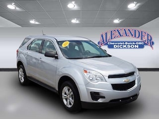 Used 2015 Chevrolet Equinox LS SUV for sale in Dickson, TN