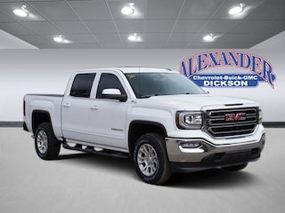 New 2018 GMC Sierra 1500 SLE Truck Crew Cab for sale in Dickson, TN