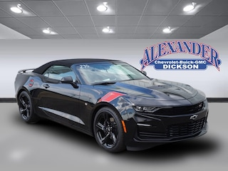 New 2019 Chevrolet Camaro 2SS Convertible for sale in Dickson, TN