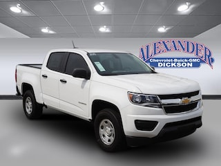 New 2019 Chevrolet Colorado WT Truck Crew Cab for sale in Dickson, TN
