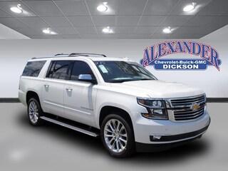 New 2019 Chevrolet Suburban Premier SUV for sale in Dickson, TN