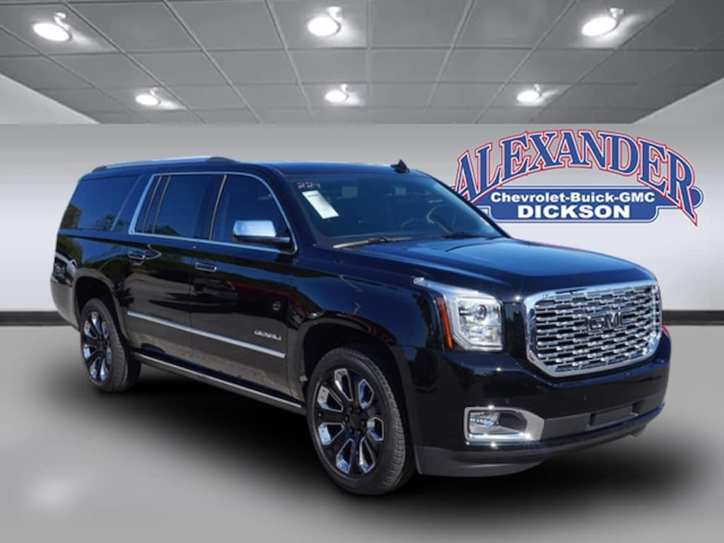 Gmc Yukon Xl For Sale >> New 2020 Gmc Yukon Xl For Sale Dickson Tn Vin 1gks2hkj7lr156807