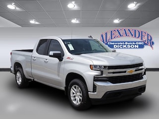 New 2019 Chevrolet Silverado 1500 LT Truck Double Cab for sale in Dickson, TN