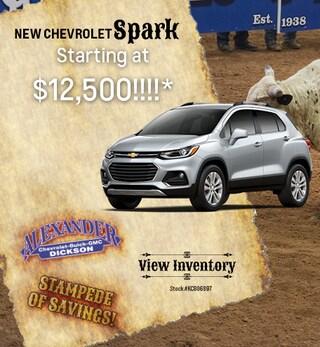 New 2019 Chevrolet Spark 7/8/2019