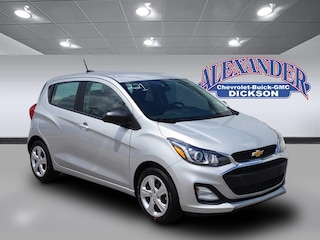 New 2019 Chevrolet Spark LS CVT Hatchback for sale in Dickson, TN