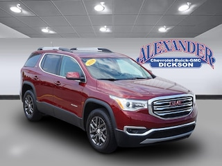 Certified Pre-Owned 2018 GMC Acadia SLT-1 SUV for sale in Dickson, TN