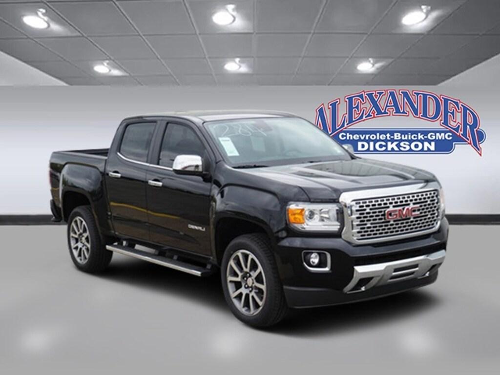New 2019 GMC Canyon For Sale | Dickson TN | VIN: 1GTG6EEN6K1236292