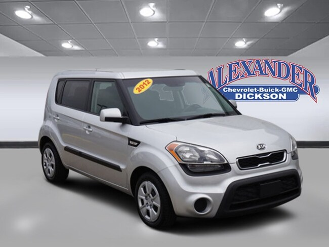 Used 2012 Kia Soul Base (A6) Hatchback for sale in Dickson, TN