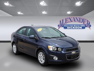 Used 2015 Chevrolet Sonic LT Auto Sedan for sale in Dickson, TN