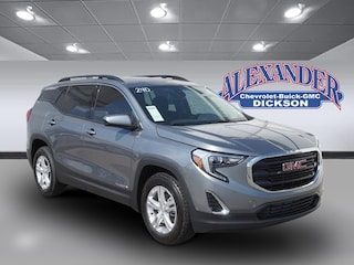 New 2020 GMC Terrain SLE SUV for sale in Dickson, TN
