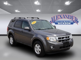 Used 2010 Ford Escape XLT SUV for sale in Dickson, TN