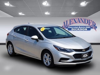 Certified Pre-Owned 2017 Chevrolet Cruze LT Auto Hatchback for sale in Dickson, TN