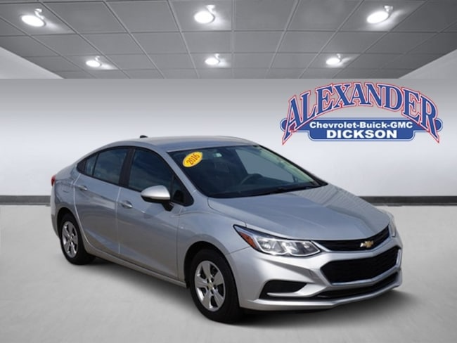 Used 2016 Chevrolet Cruze LS Auto Sedan for sale in Dickson, TN