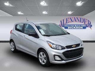 New 2020 Chevrolet Spark LS CVT Hatchback for sale in Dickson, TN