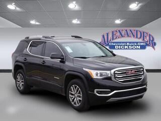 New 2019 GMC Acadia SLE-2 SUV for sale in Dickson, TN