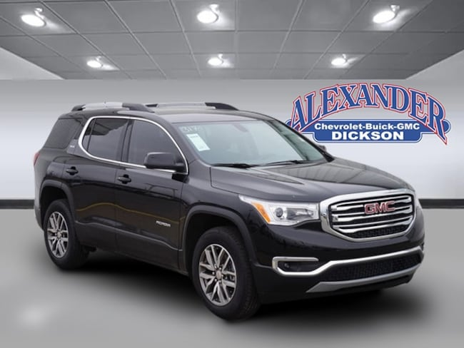 New 2019 GMC Acadia SLE-2 SUV for sale in Dickson, TN