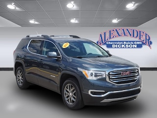 Certified Pre-Owned 2019 GMC Acadia SLT-1 SUV for sale in Dickson, TN
