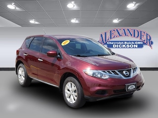 Used 2011 Nissan Murano S SUV for sale in Dickson, TN